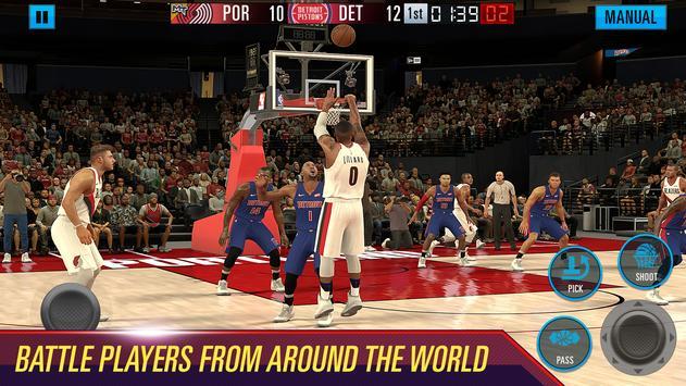 NBA 2K Mobile screenshot 1
