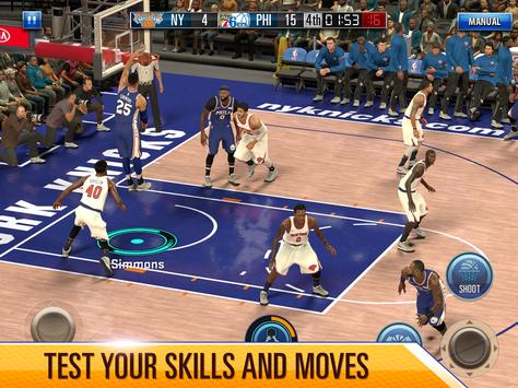 NBA 2K Mobile Basketball screenshot 7