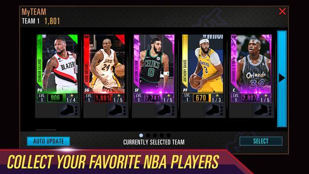 NBA 2K Mobile screenshot 12