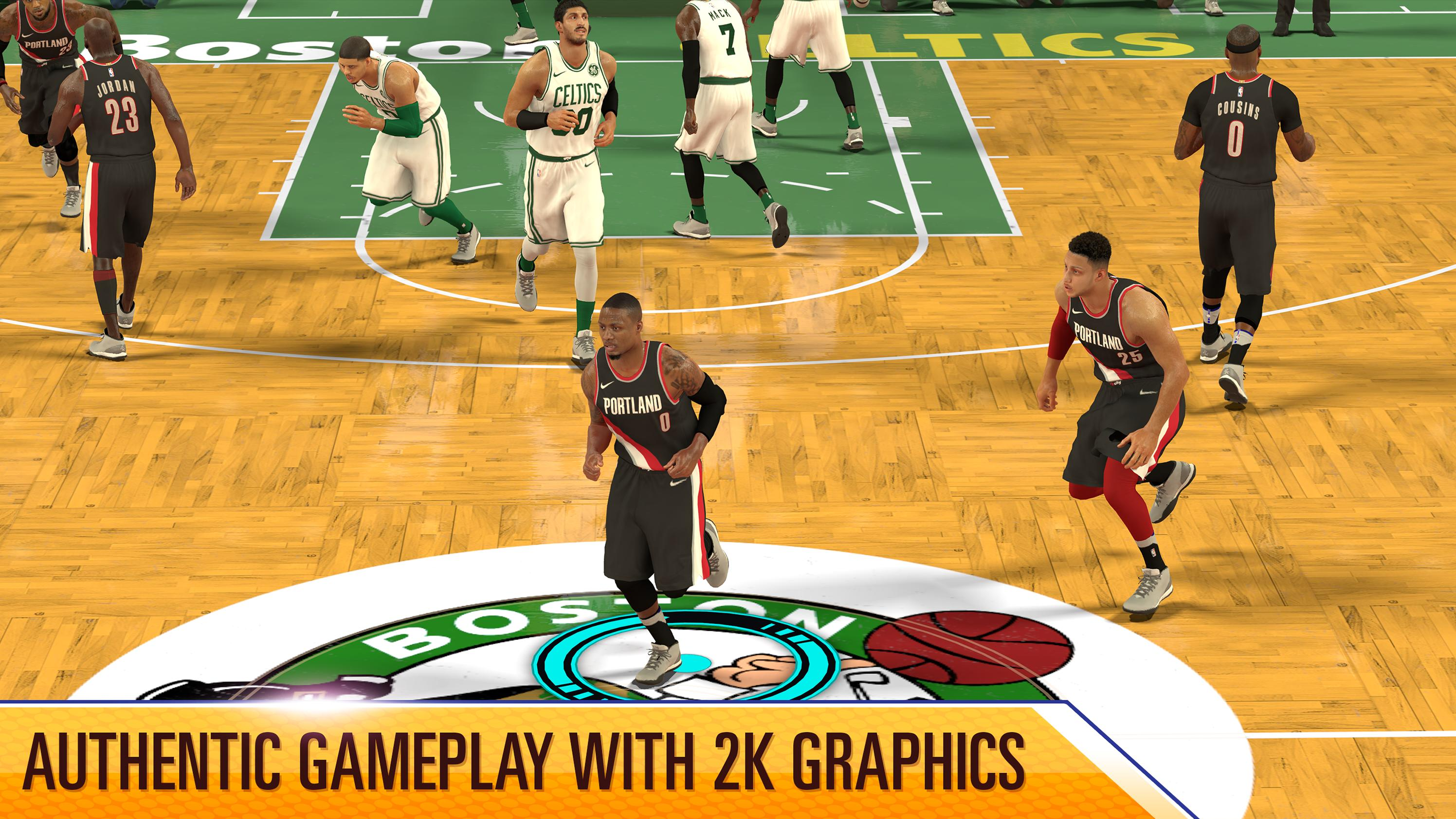 nba 2k14 free download for android offline