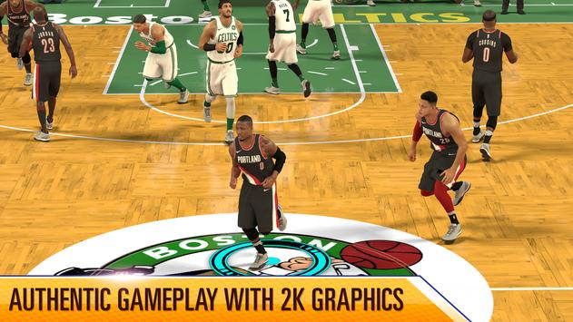 NBA 2K Mobile Basketball screenshot 4