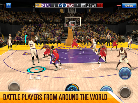 NBA 2K Mobile Basketball screenshot 5