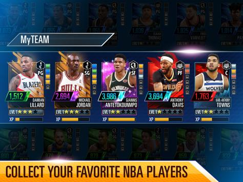 NBA 2K Mobile Basketball screenshot 6