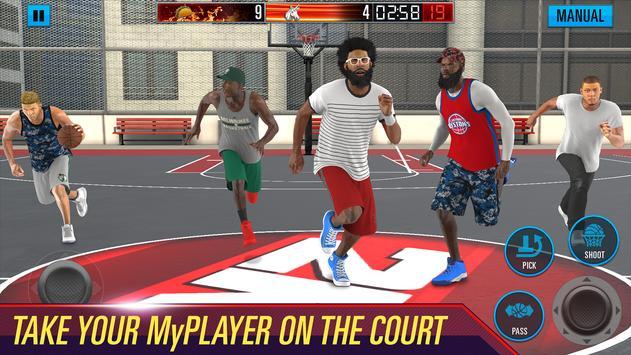 NBA 2K Mobile screenshot 11