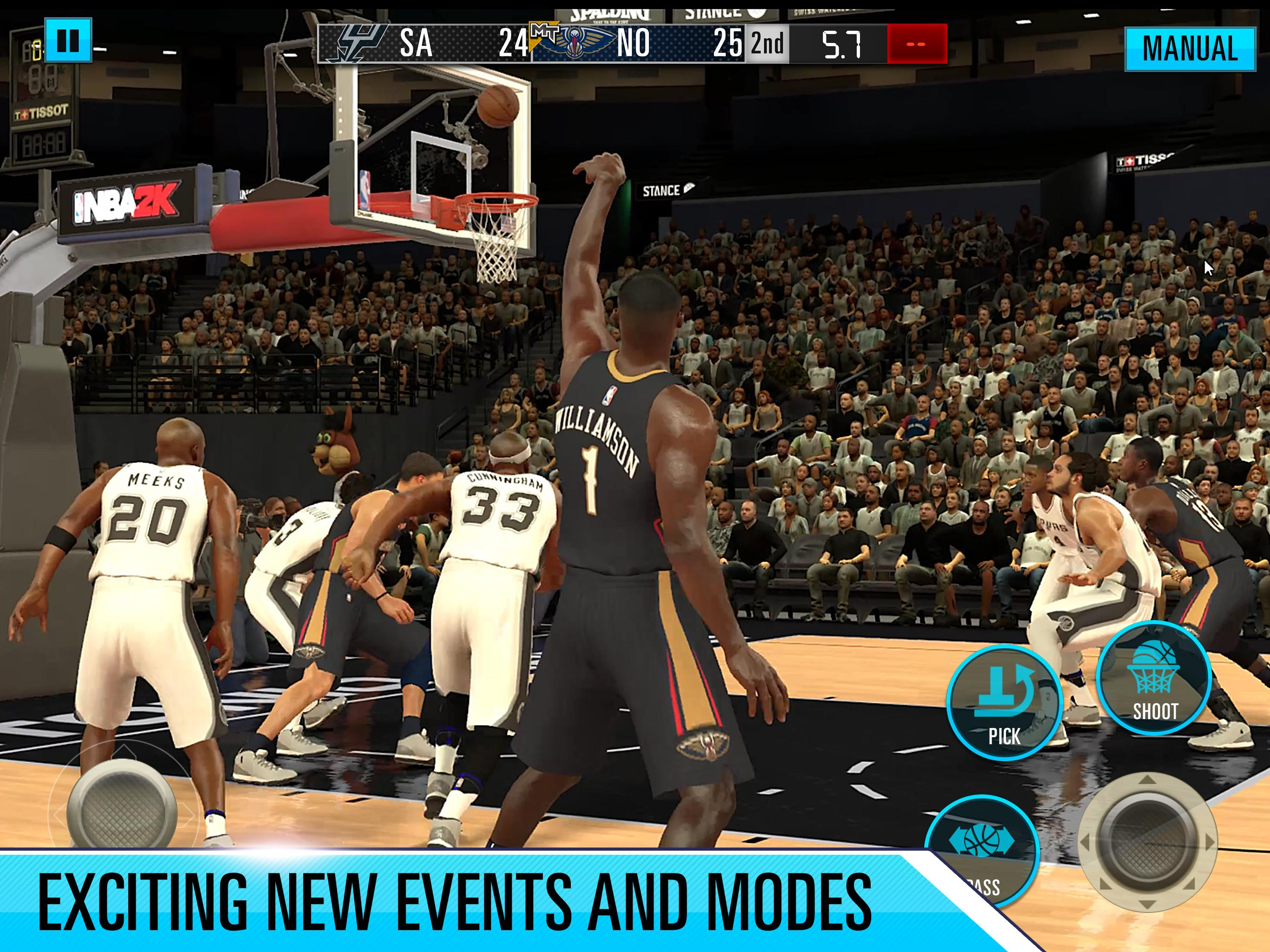 NBA 2K Mobile for Android - APK Download