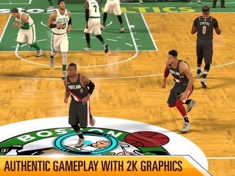 NBA 2K Mobile Basketball screenshot 9