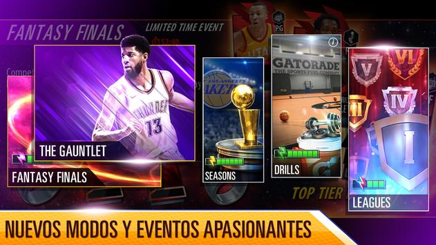 NBA 2K Mobile - Baloncesto captura de pantalla 3