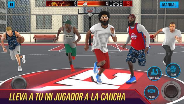 NBA 2K Mobile captura de pantalla 3