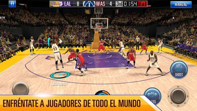 NBA 2K Mobile - Baloncesto Poster