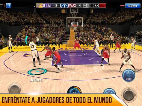 NBA 2K Mobile - Baloncesto captura de pantalla 10
