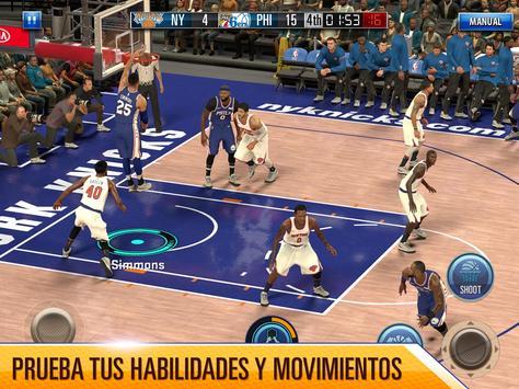 NBA 2K Mobile - Baloncesto captura de pantalla 12