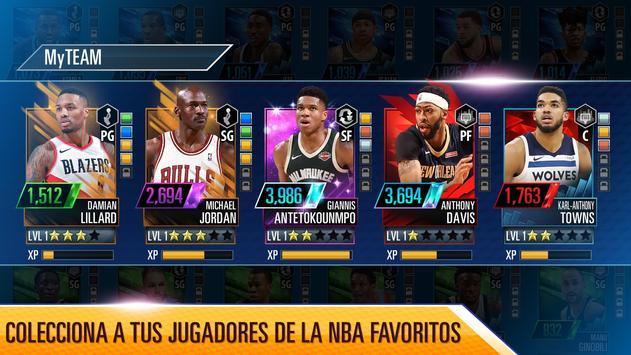 NBA 2K Mobile - Baloncesto captura de pantalla 1