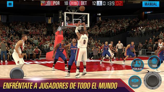 NBA 2K Mobile captura de pantalla 1