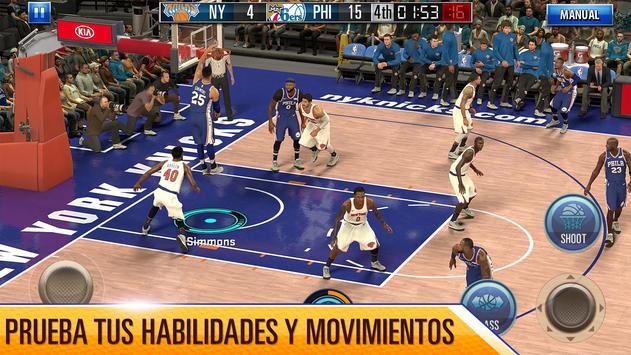 NBA 2K Mobile - Baloncesto captura de pantalla 2