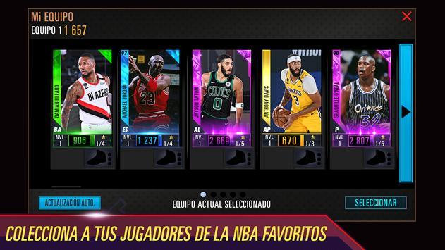 NBA 2K Mobile captura de pantalla 2
