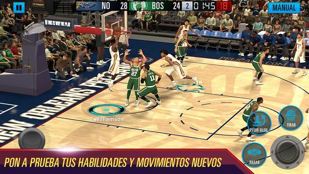 NBA 2K Mobile captura de pantalla 14