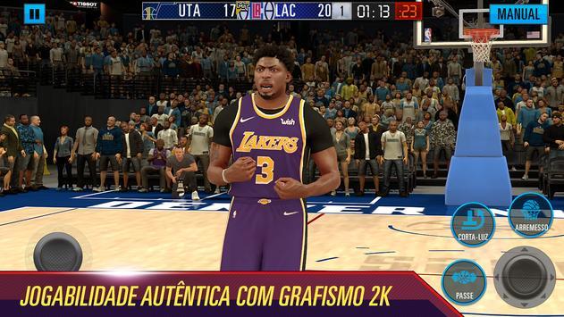 NBA 2K Mobile imagem de tela 4