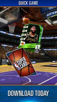 NBASuperCard - Play a Basketball Card Battle Game 截图 3
