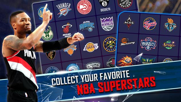 NBA SuperCard poster