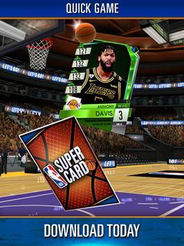 NBASuperCard - Play a Basketball Card Battle Game 截图 7