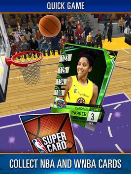 NBASuperCard - Play a Basketball Card Battle Game 截图 5