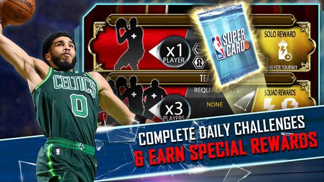 NBA SuperCard screenshot 8