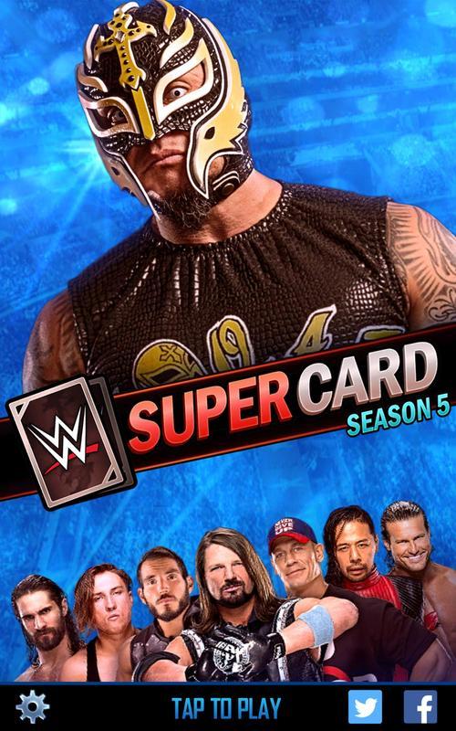 download wwe supercard mod apk