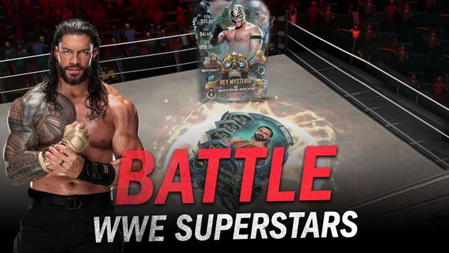 WWE SuperCard ảnh chụp màn hình 13