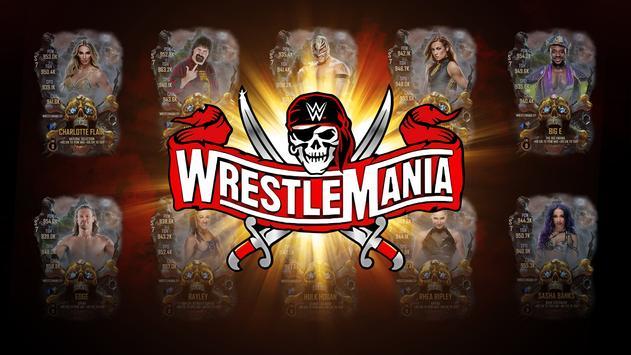 WWE SuperCard ảnh chụp màn hình 12