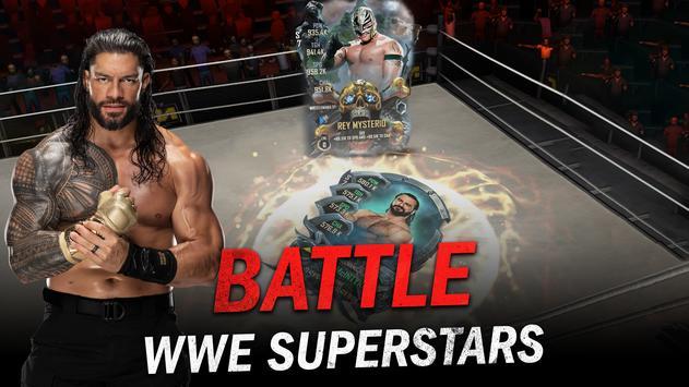 WWE SuperCard ảnh chụp màn hình 1