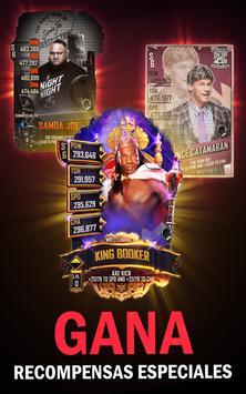 WWE SuperCard captura de pantalla 18