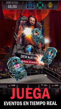 WWE SuperCard captura de pantalla 2
