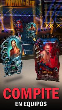 WWE SuperCard captura de pantalla 3
