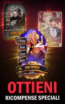 11 Schermata WWE SuperCard