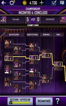 12 Schermata WWE SuperCard
