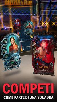 3 Schermata WWE SuperCard