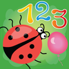 Learning numbers is funny. Toddlers learning games simgesi