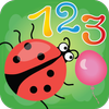 Learning numbers is funny. Toddlers learning games 图标