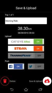 Cateye Cycling™ screenshot 4