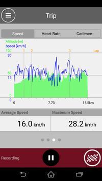 Cateye Cycling™ screenshot 2