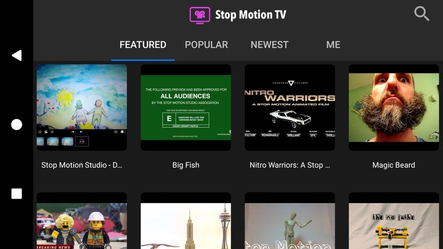 Stop Motion TV for Android - APK Download