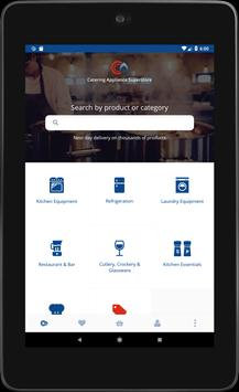 Catering Appliance Superstore Shopping App screenshot 10