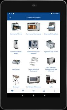 Catering Appliance Superstore Shopping App screenshot 11