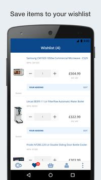 Catering Appliance Superstore Shopping App screenshot 5