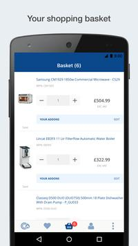 Catering Appliance Superstore Shopping App screenshot 6