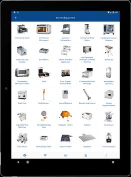 Catering Appliance Superstore Shopping App screenshot 9