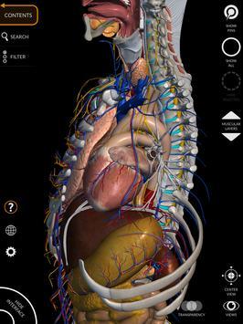 Anatomy 3D Atlas screenshot 10