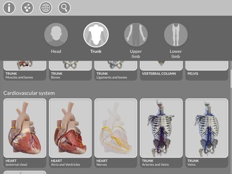 Anatomy 3D Atlas screenshot 14