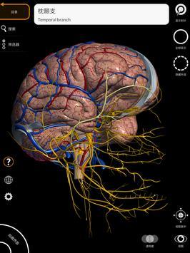 解剖学 - 三维图谱 截图 8