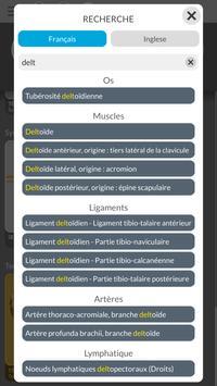 Anatomie - Atlas 3D capture d'écran 7
